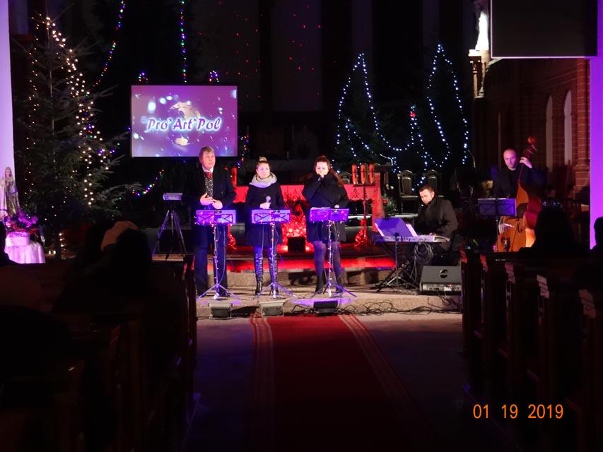 Koncert Kolęd Proartpol